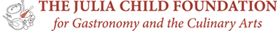 Julia Child Foundation Mobile Logo