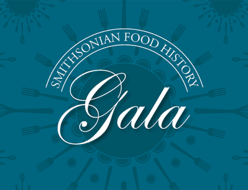 2017 Smithsonian Food History Gala